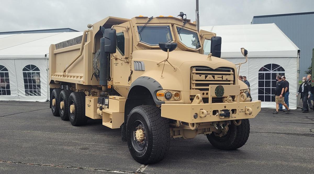 The Mack Defense HDT
