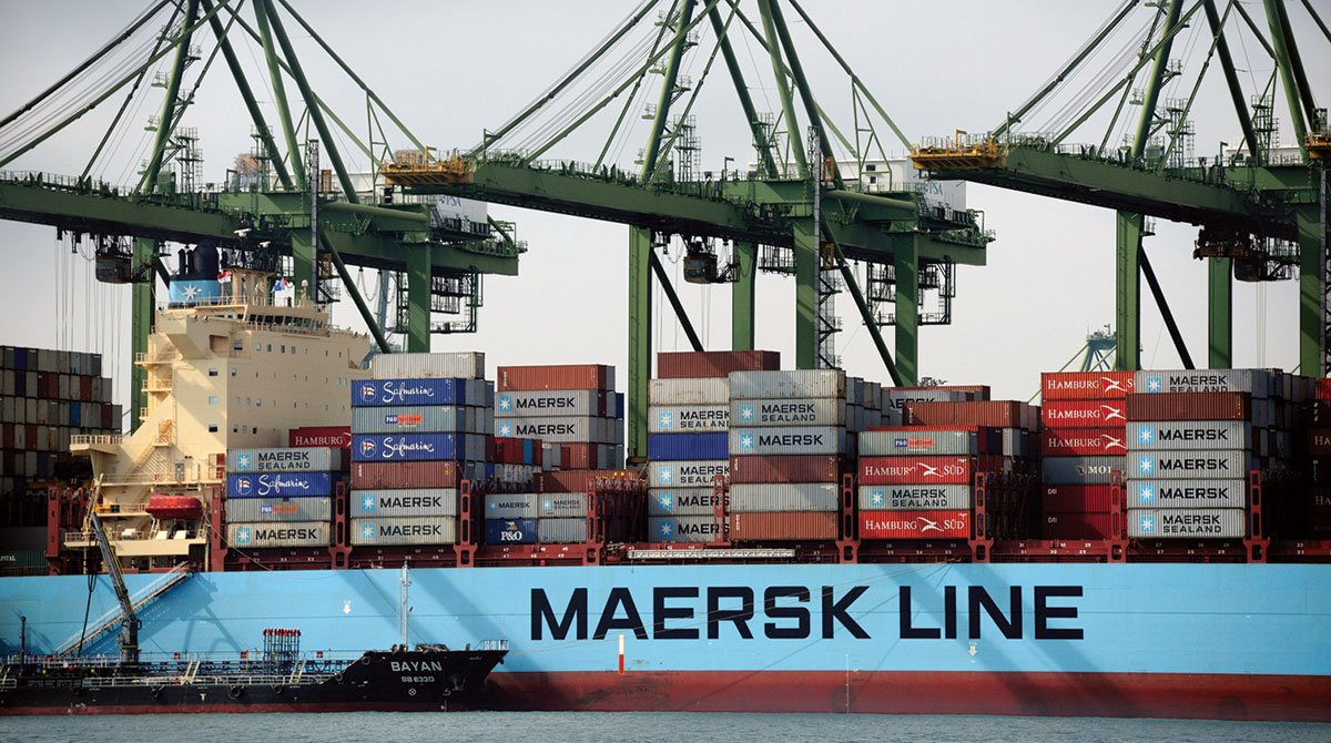 Maersk Buys Stake in Electrofuel Startup in Race to Ditch Oil