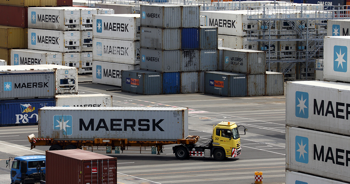 Maersk, IBM Form New Blockchain Company for International