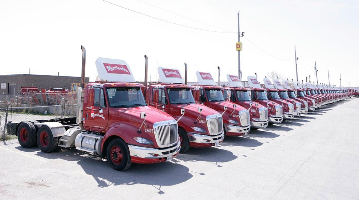 Manitoulin Trucks