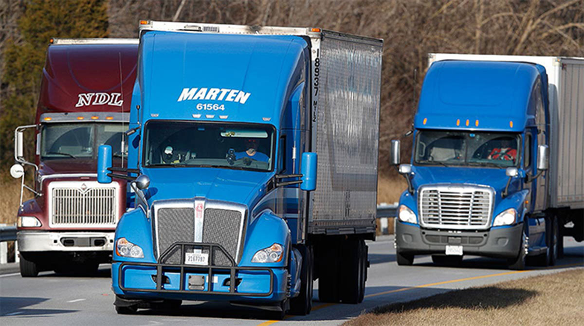 Marten trucks