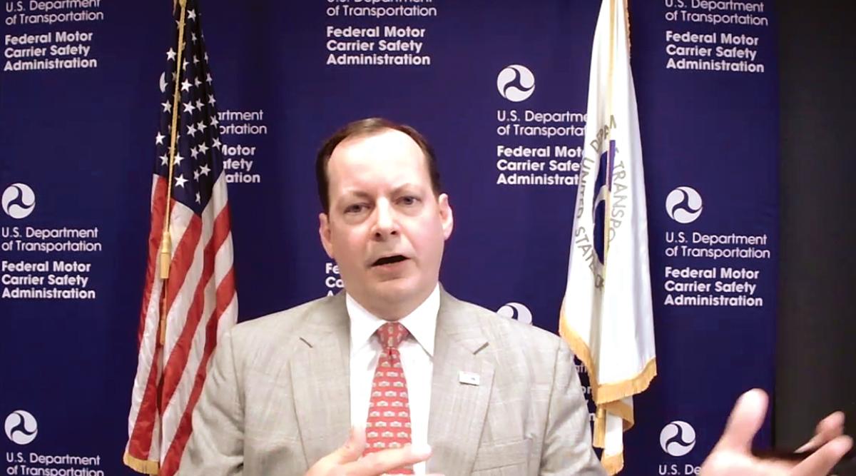 FMCSA Deputy Administrator Wiley Deck