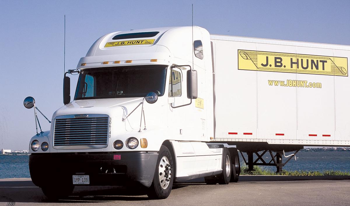 J.B. Hunt Transport Services, ATA's newest member