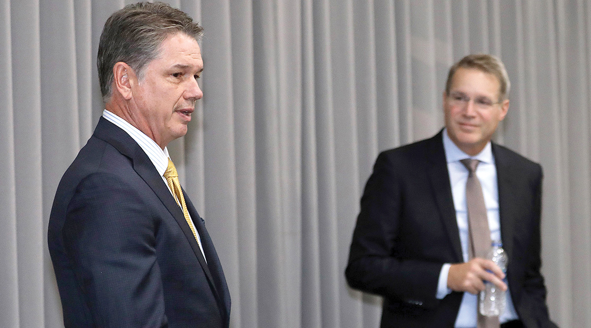 New ATA Chairman Randy Guillot and ATA President Chris Spear