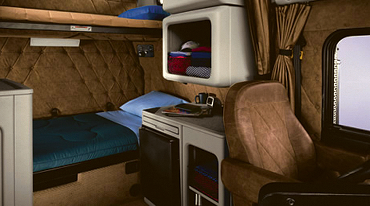 Sleeper Berth Case