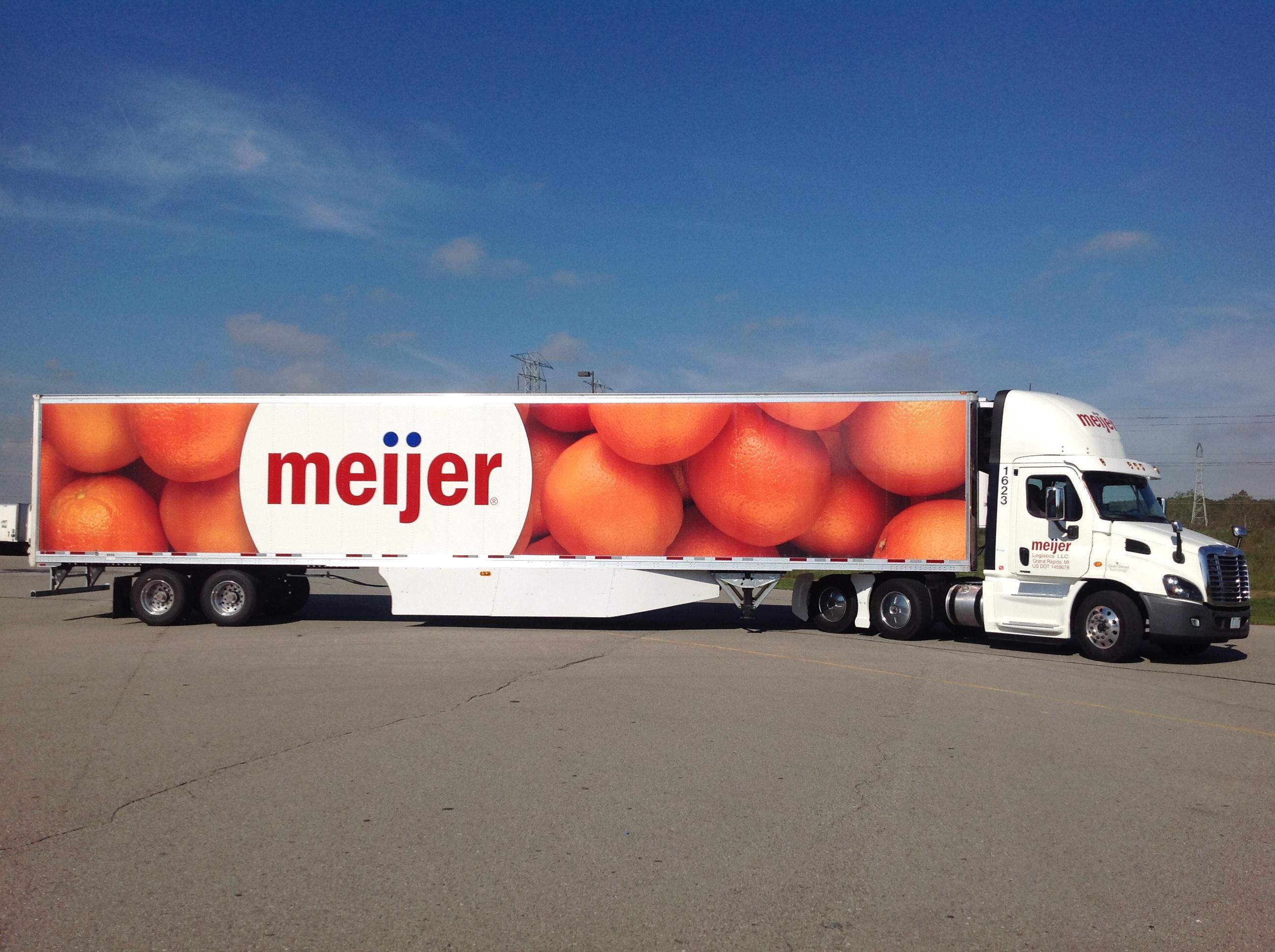 Meijer truck