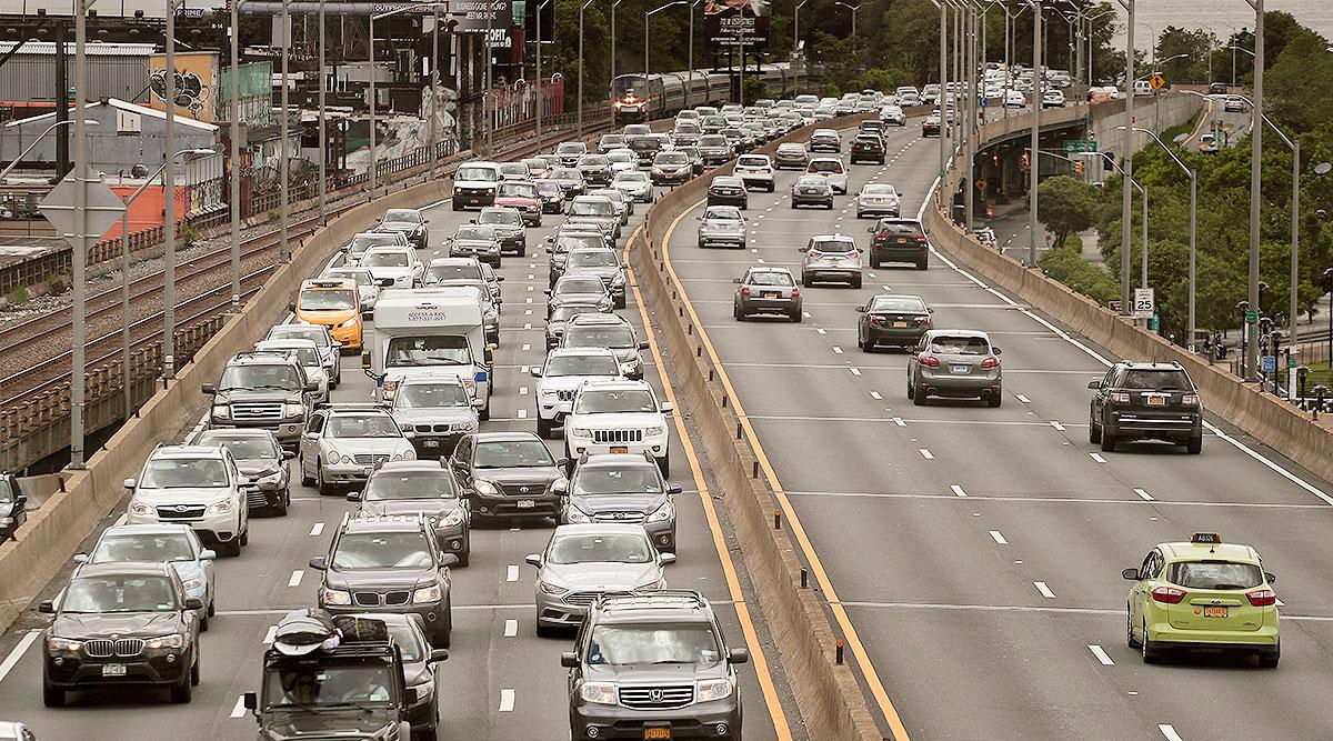 Memorial Day 2017 traffic