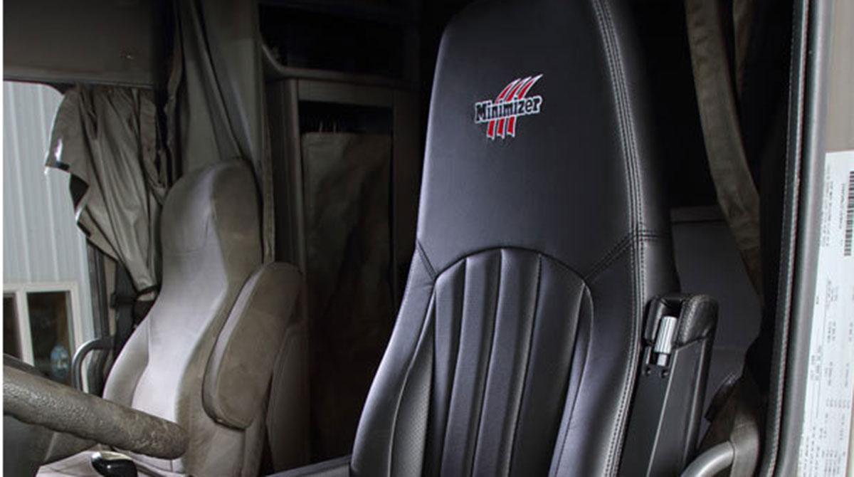 Minimizer seat
