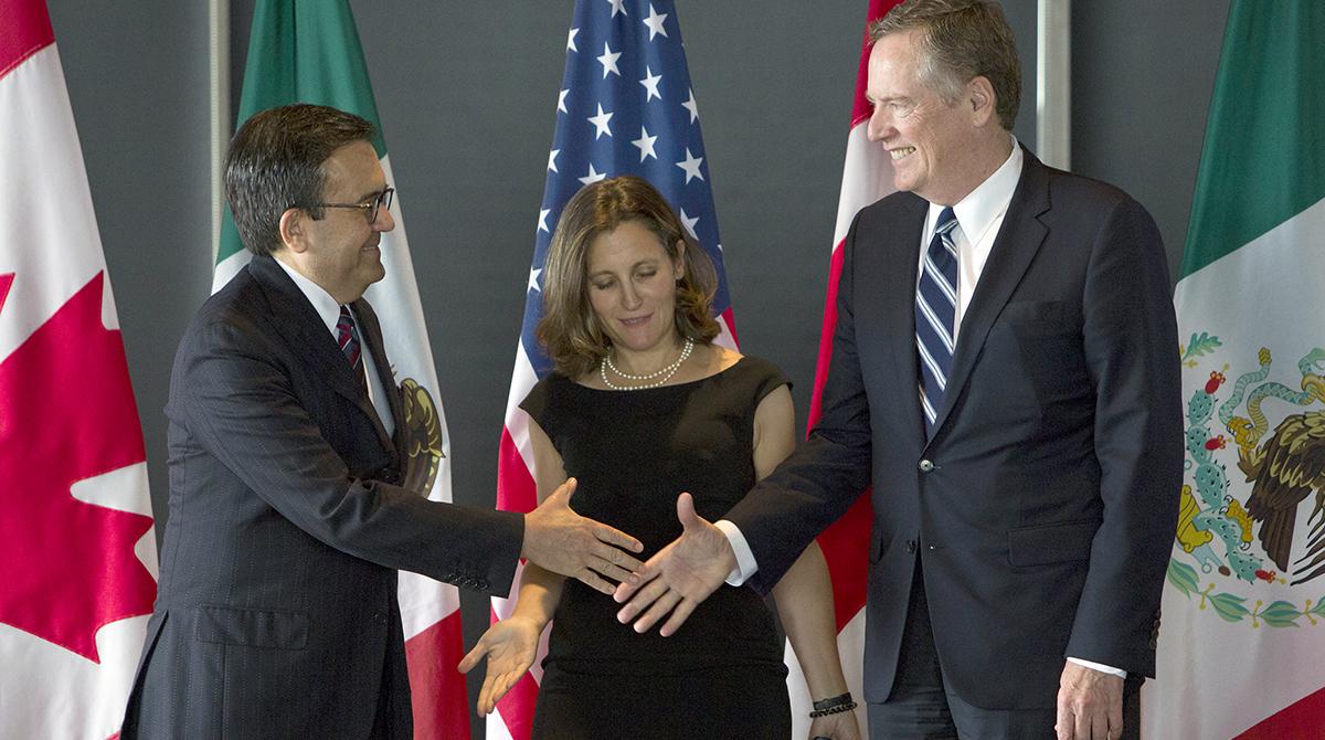 NAFTA Trade Representatives