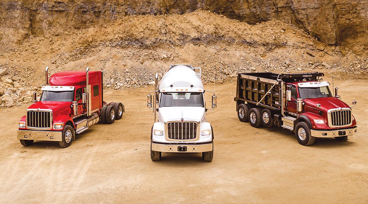 Navistar International truck by Navistar