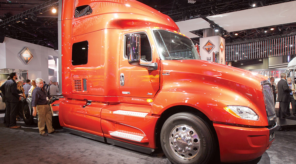 Navistar Finishes Strong, Reports Profitable 4Q, Fiscal ...