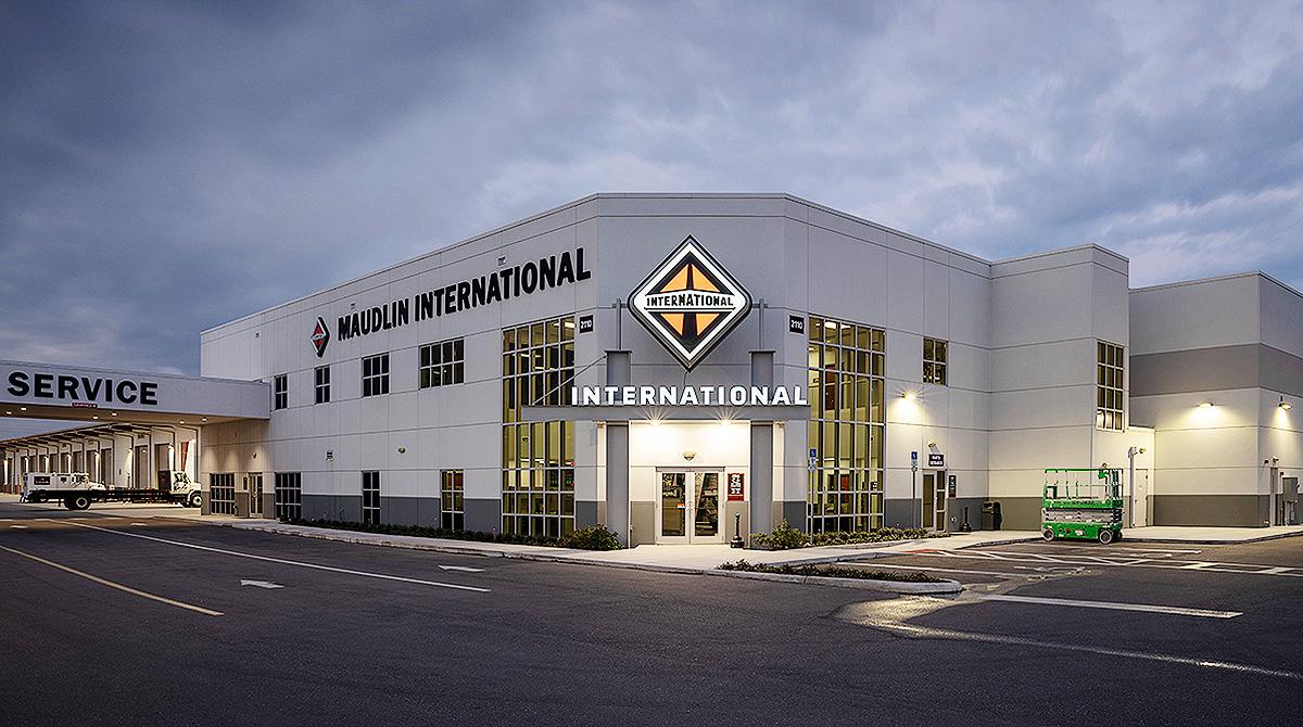 Navistar service center
