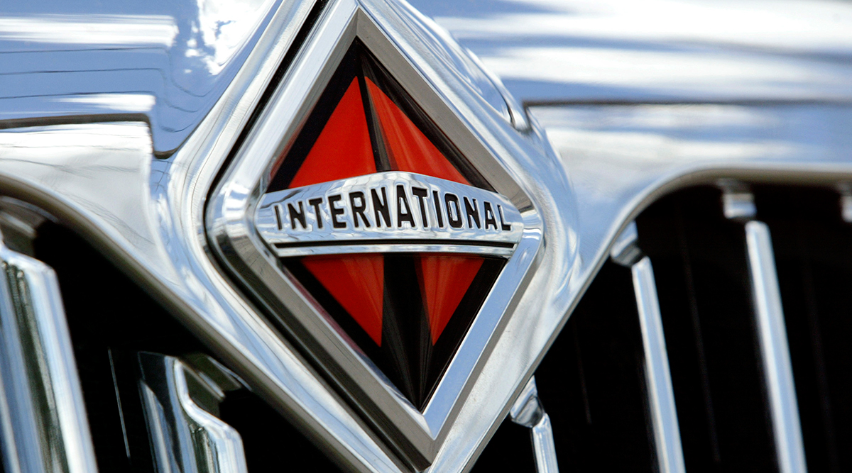 Navistar International truck