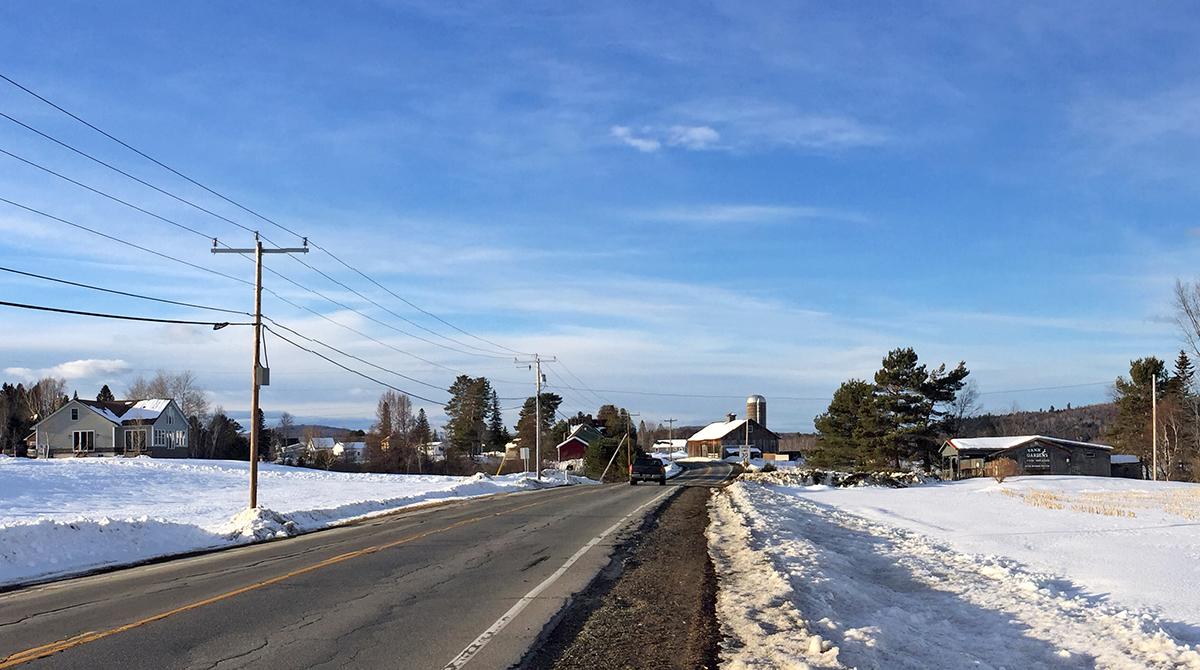New Hampshire's Route 16