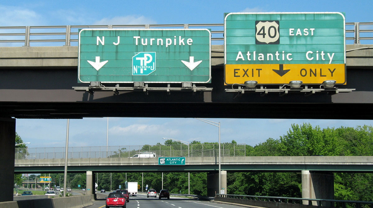 Driver growth infrastructure leading concerns for - Garden state parkway gas stations ...