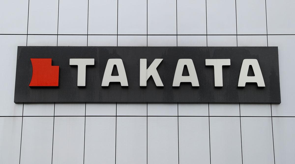 NHTSA opted not to recall Takata air bag inflators.