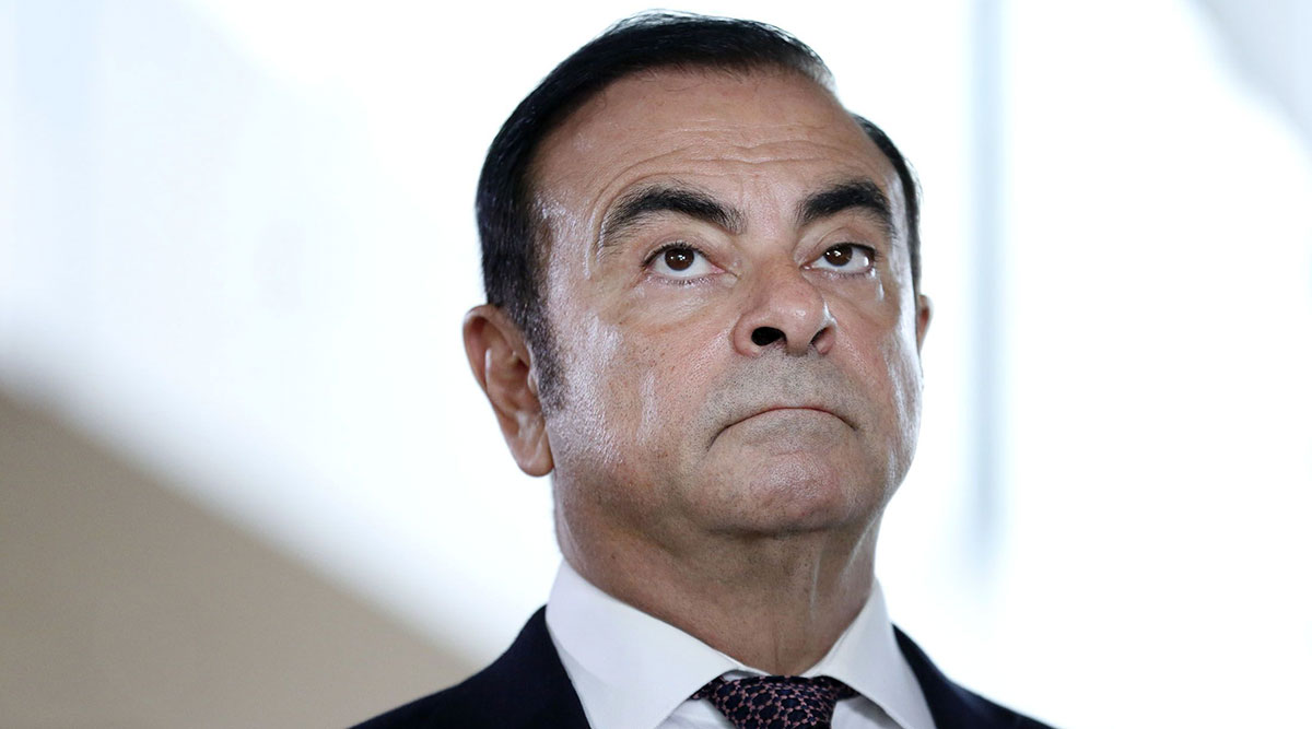 Ghosn agrees to pay to settle SEC charges