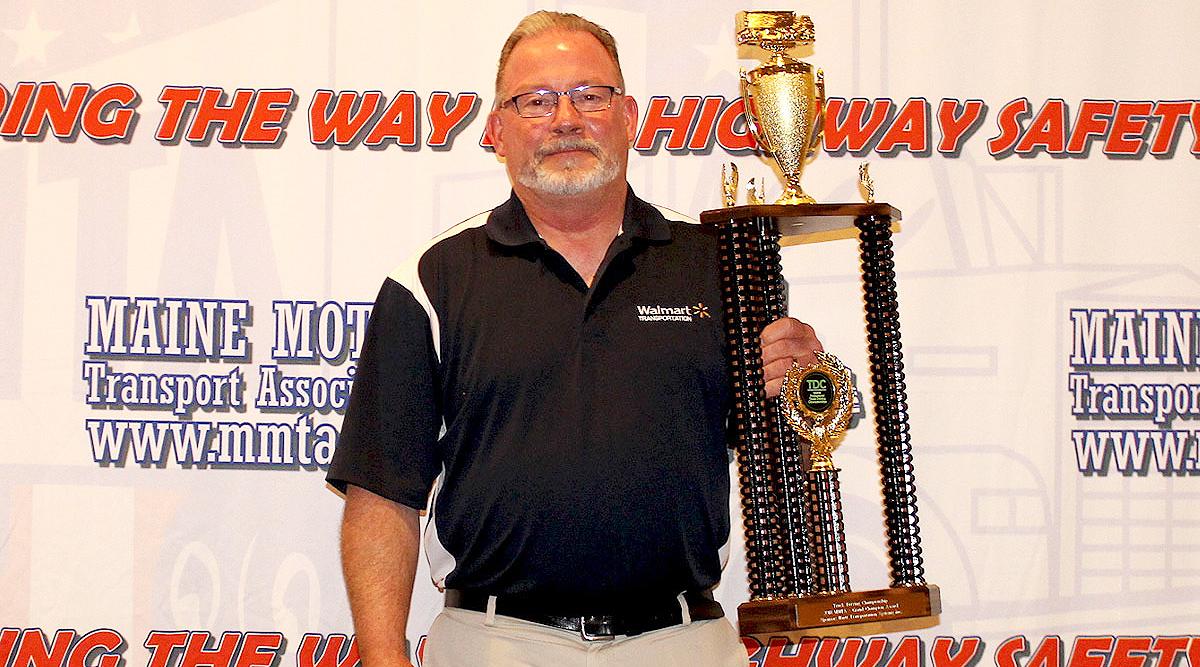 Maine Grand Champion Ken Duncan