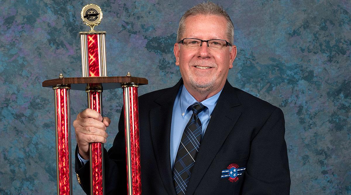 Tennessee Grand Champion Phil Shelton