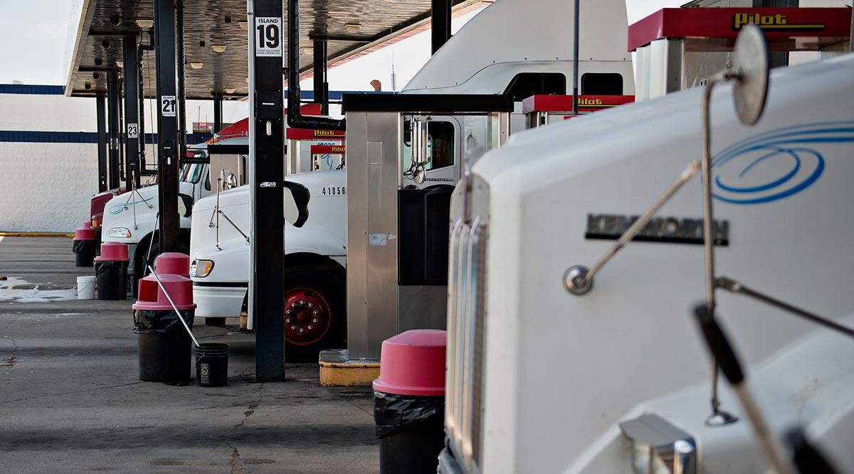 Diesel trucks