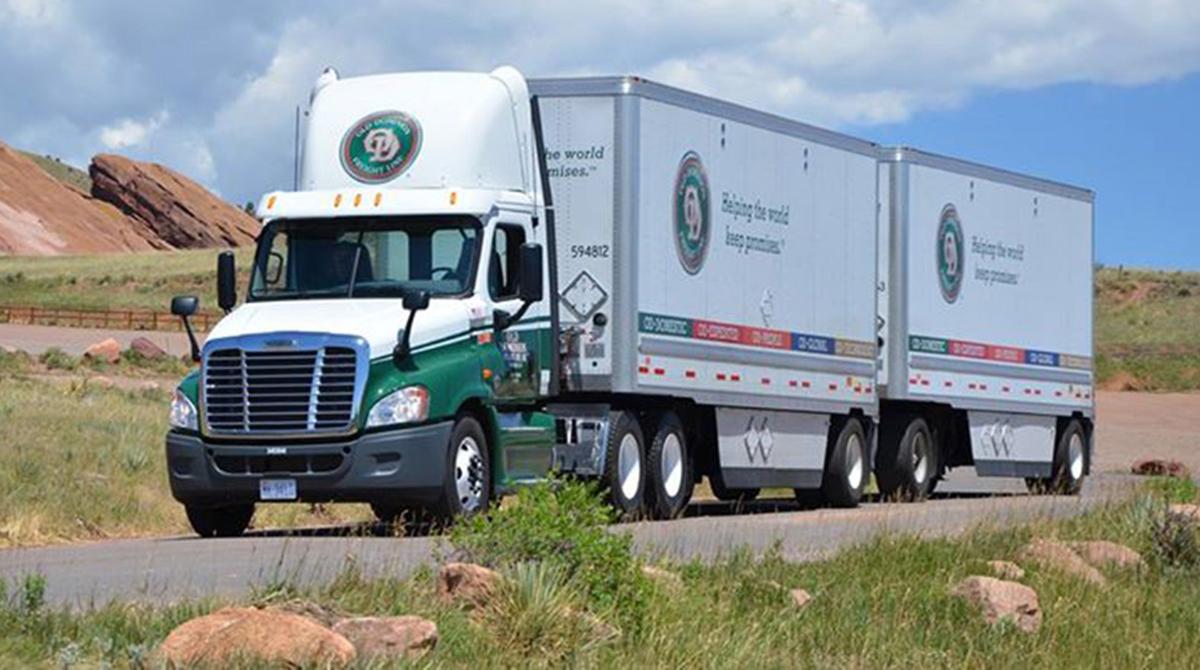 Old Dominion Names Greg Gantt CEO | Transport Topics