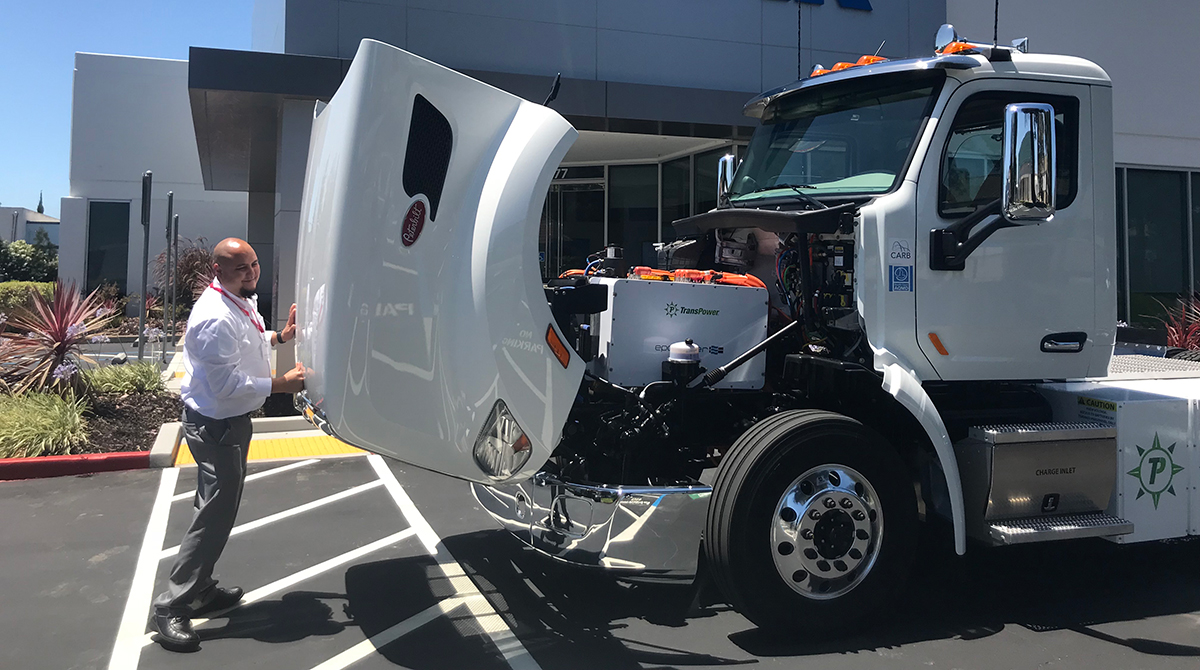 Paccar Discusses Strong Market, New Equipment at Innovation