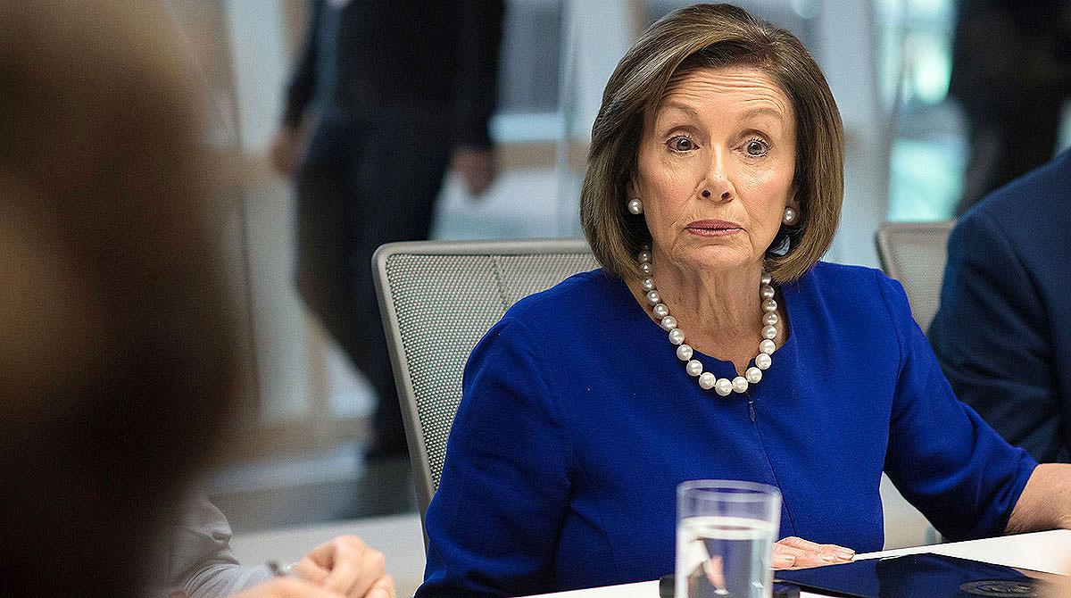 Pelosi White House Seek Usmca Deal At Meeting Transport