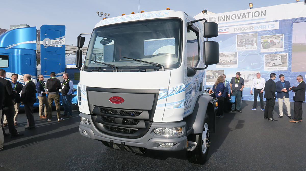 Electric Medium-Duty Truck