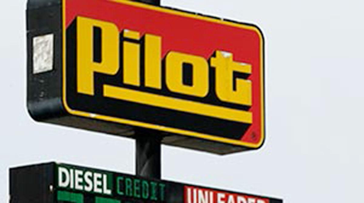 Pilot Flying J sign