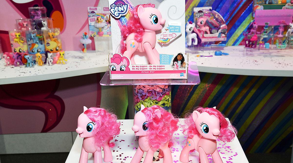 My Little Pony display