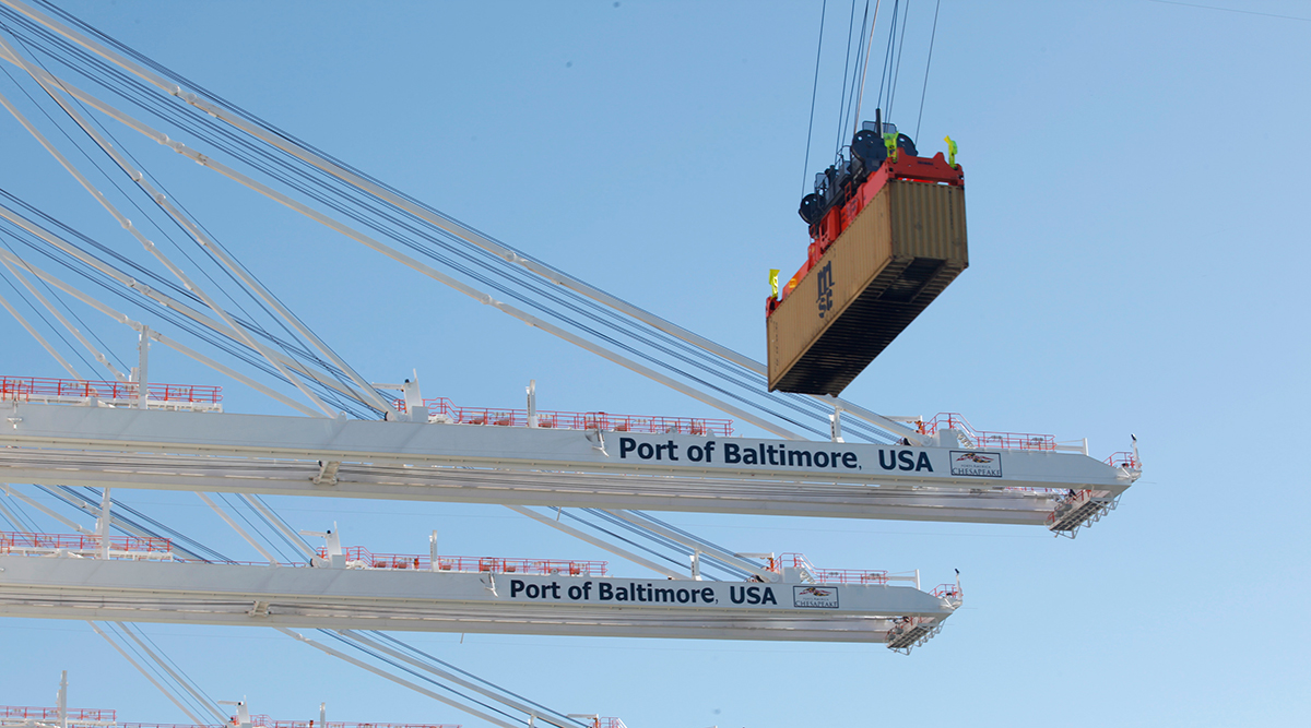 Port of Baltimore to Add New Shipping Service to New Zealand