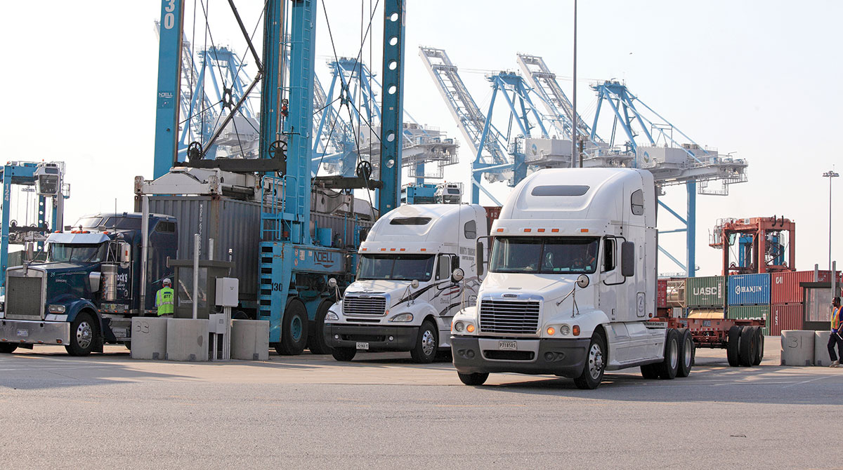Port of VA