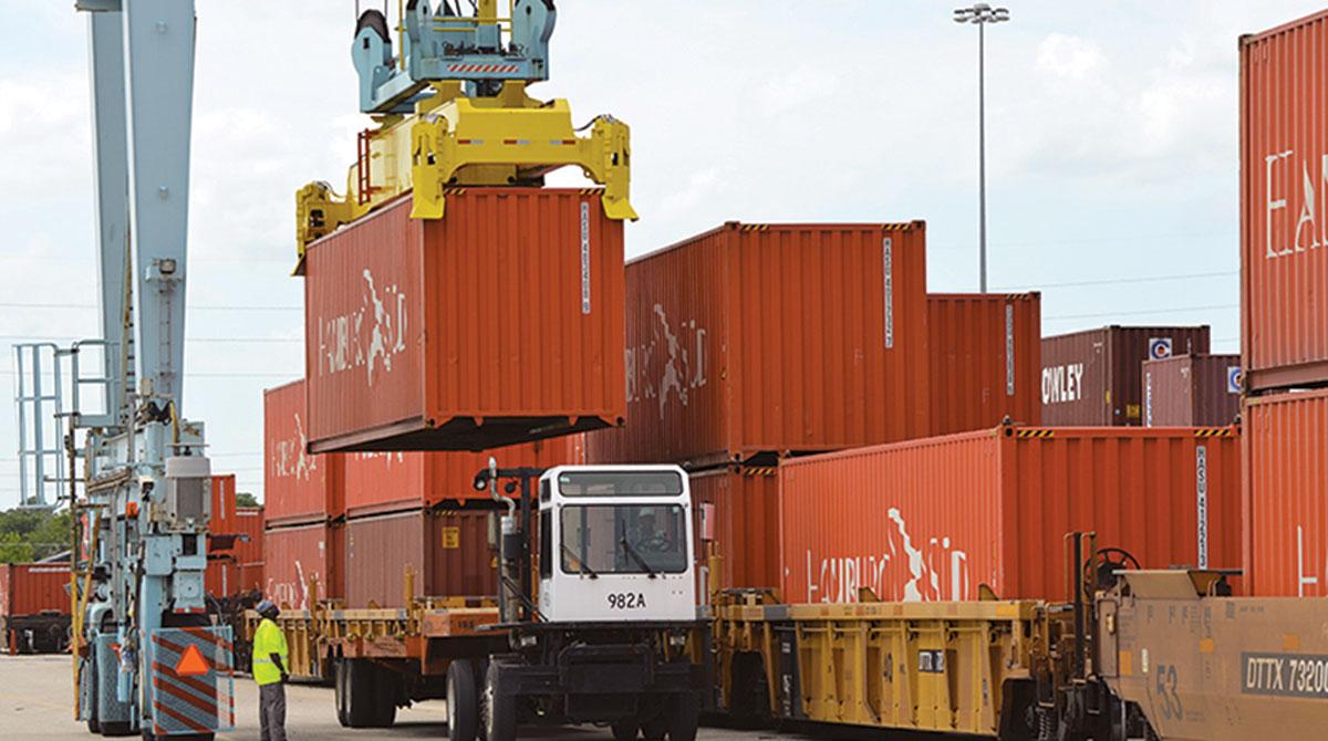 Port of Jacksonville, Fla.
