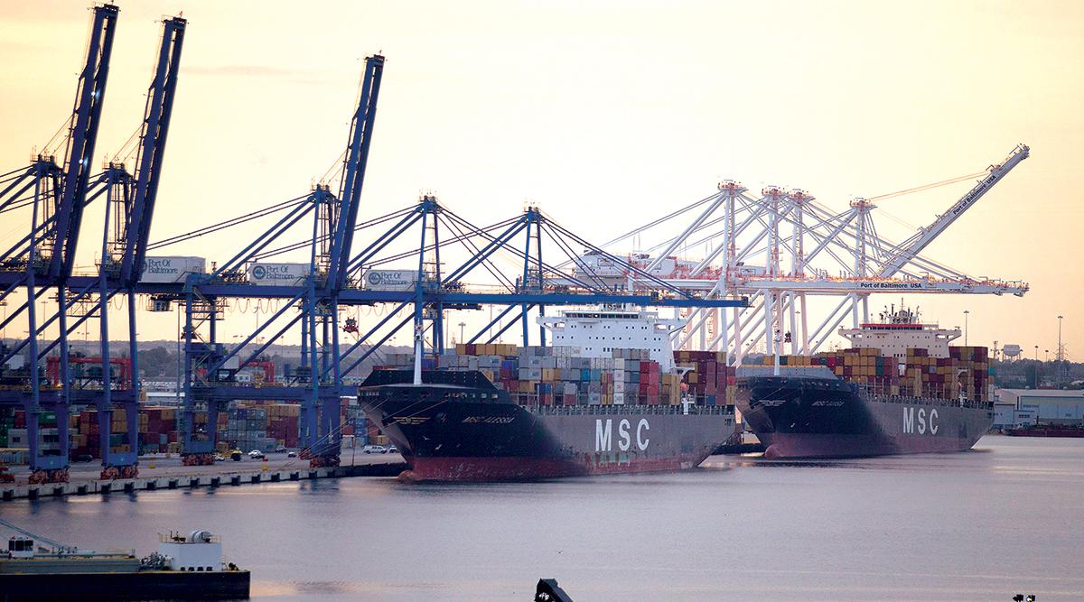 Port of Baltimore