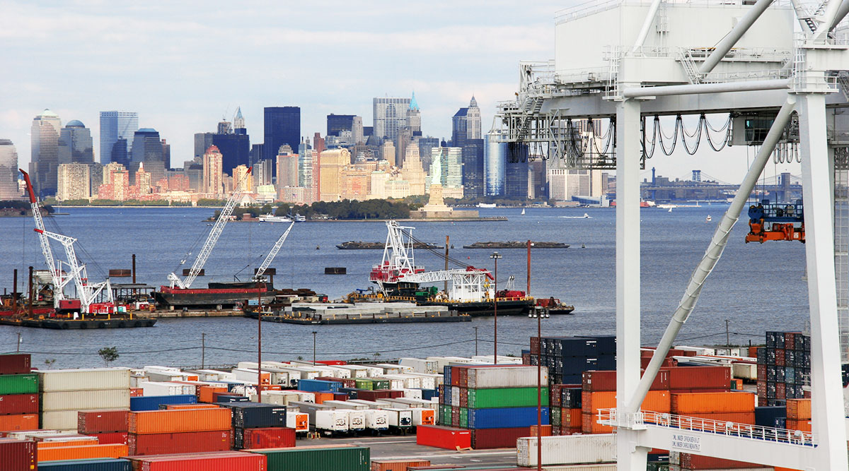 New York Looking to Extend Port Authority to Buffalo ...