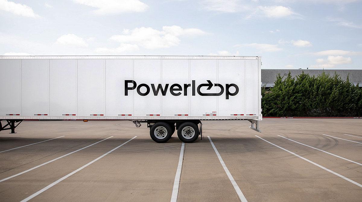 Powerloop trailer