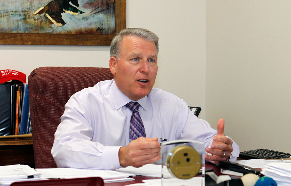 ATA Chairman Dave Manning