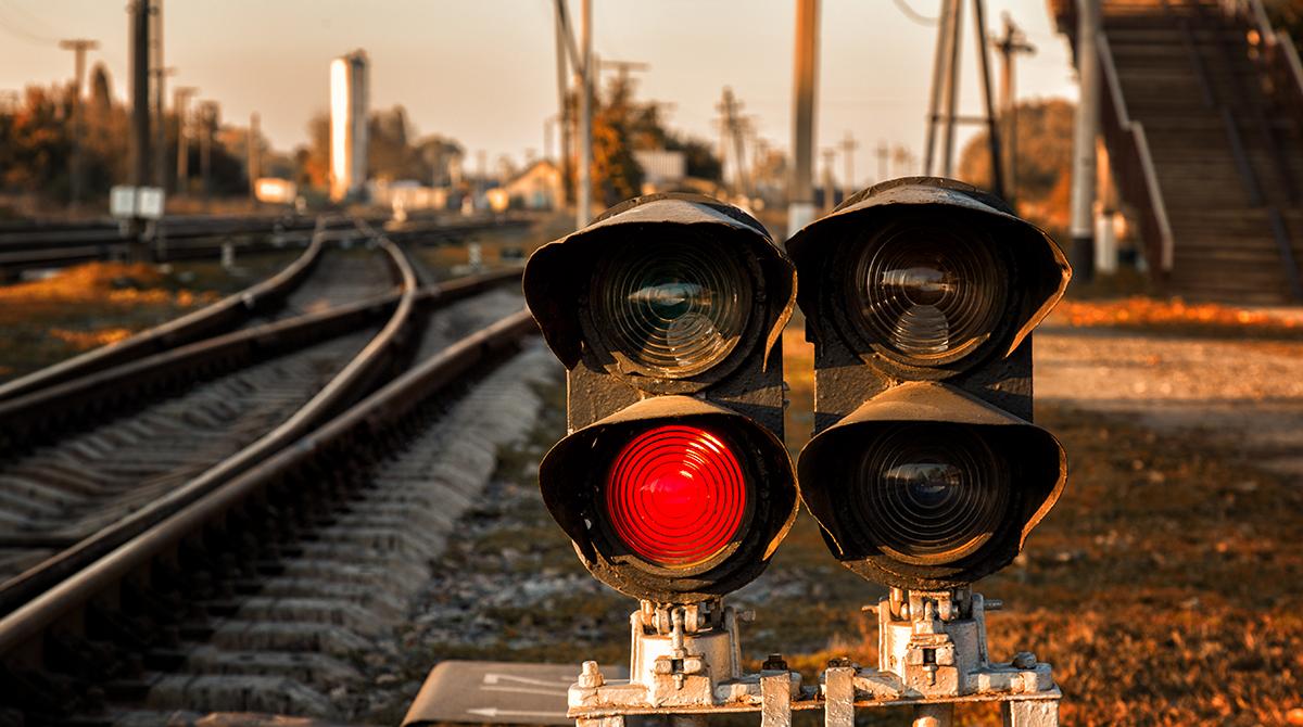 Vehicle-Train Collision