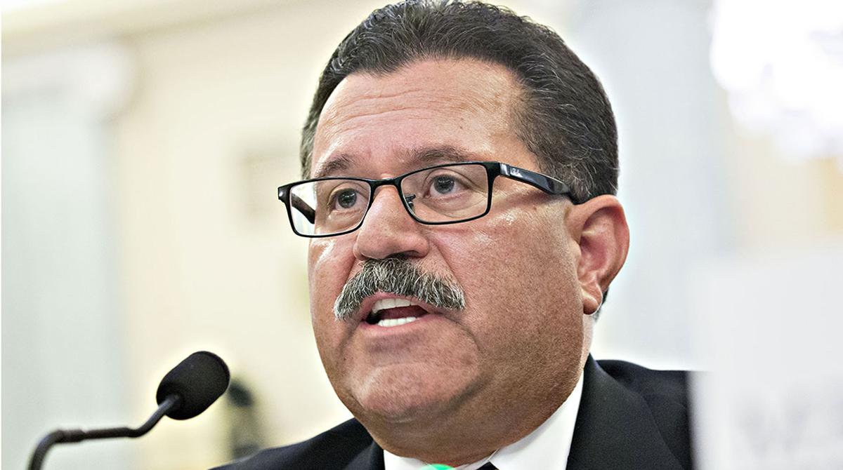 FMCSA nominee Ray Martinez