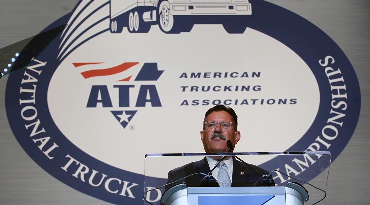 FMCSA Administrator Ray Martinez