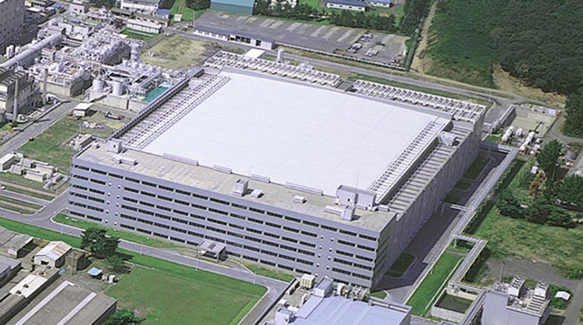 Renesas chip factory