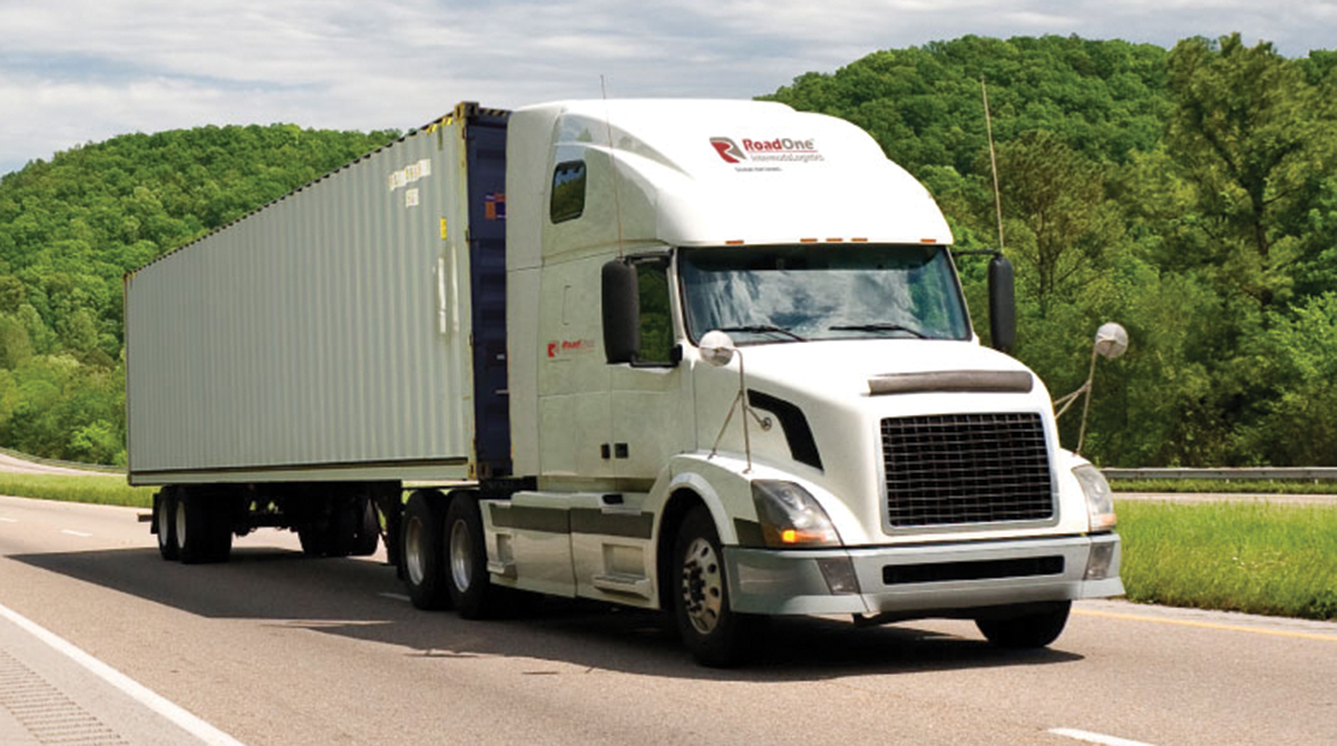 RoadOne IntermodaLogistics Merges with Robin Hood Container Express