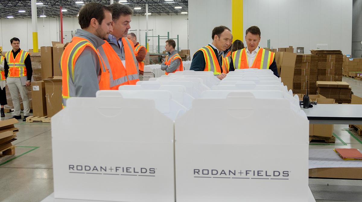 Rodan & Fields Boxes