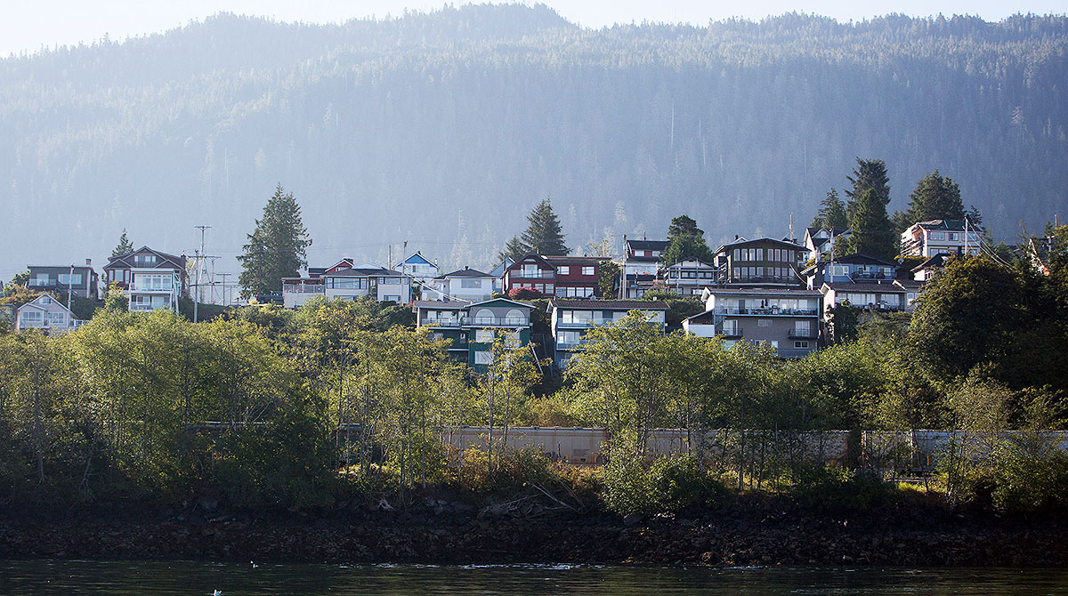 Houses in Prince Rupert