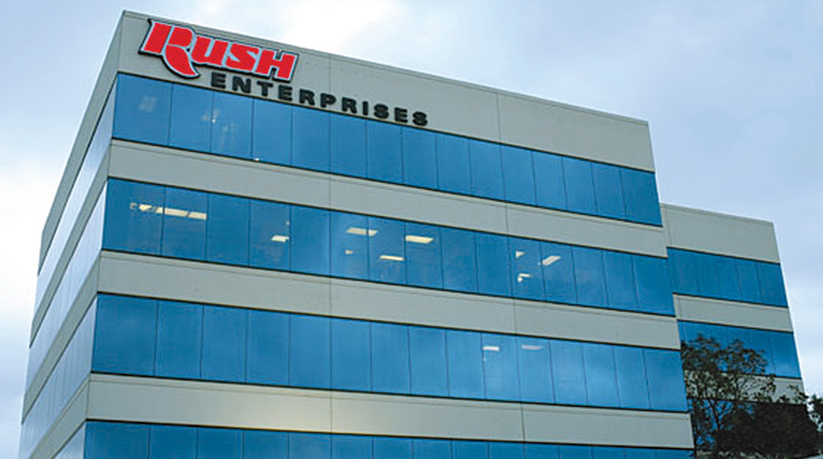 Rush Enterprises HQ