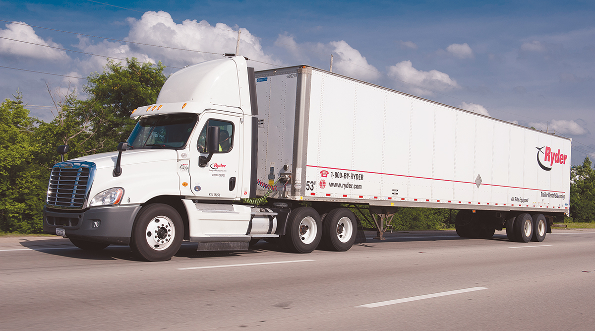 Ryder Truck Sales >> Ryder Posts 4Q Revenue Growth in All Units | Transport Topics