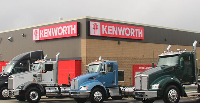 Kenworth Dealership
