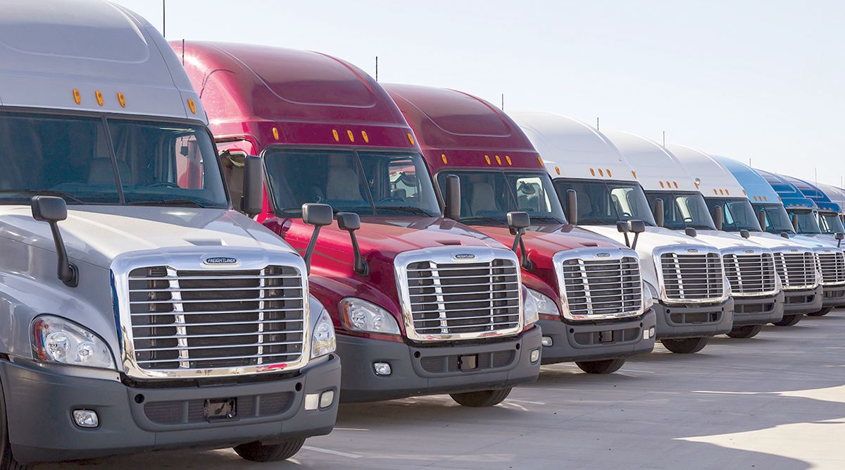 Freightliner trucks for sale