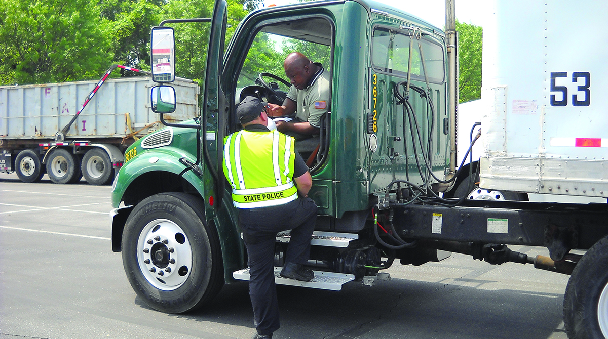 Seatbelt Inspection