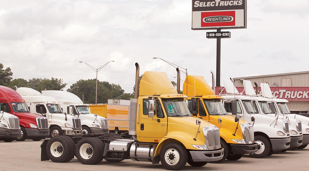 SelecTrucks dealership in Louisville, Ky.
